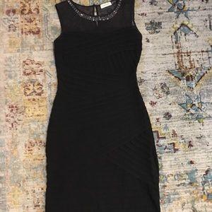 Calvin Klein Bandage Dress